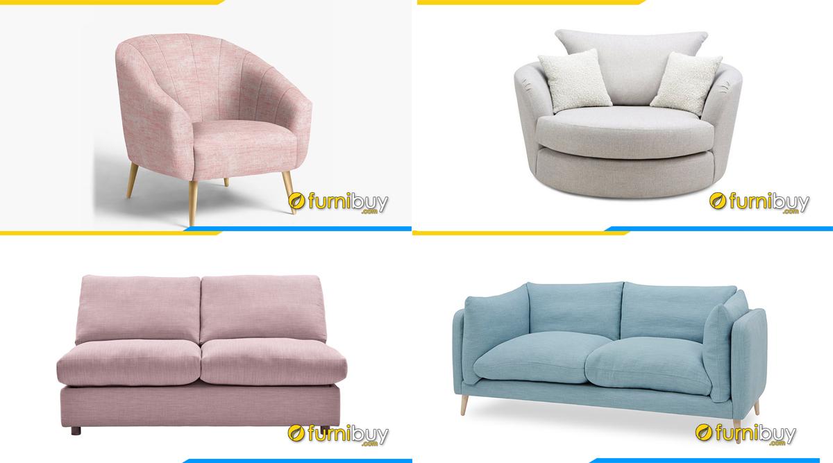 Sofa phòng ngủ đẹp giá rẻ
