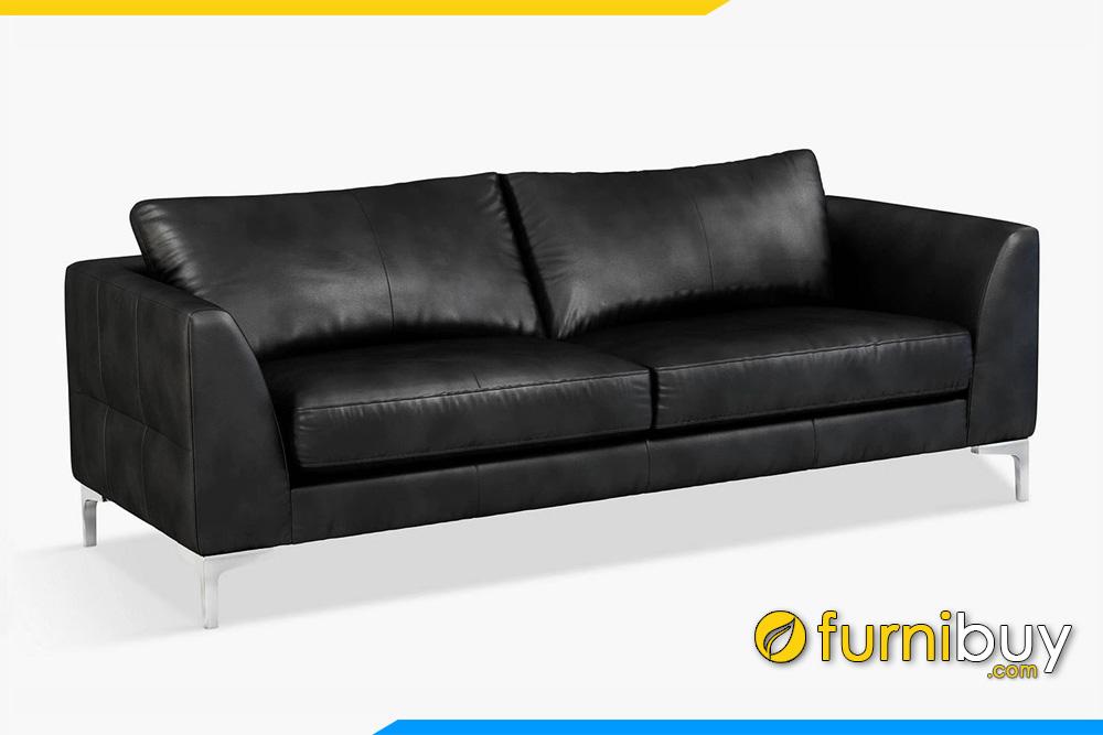 Ghế sofa văng da mini FB20050