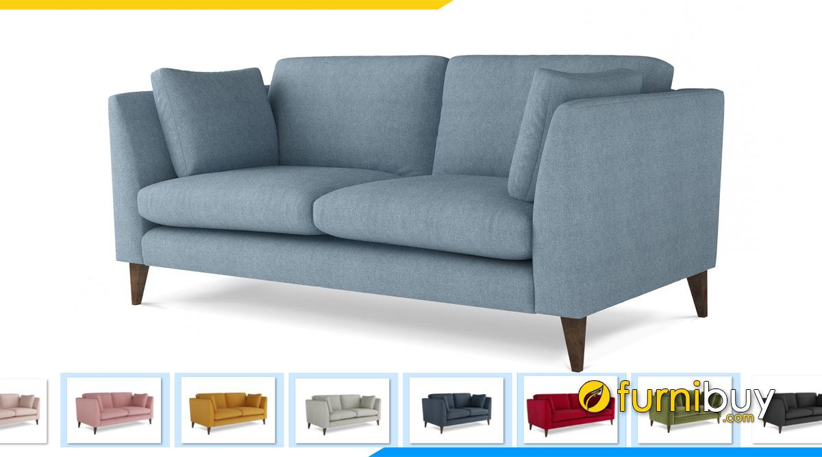 Ghế sofa phòng ngủ đẹp 2 chỗ