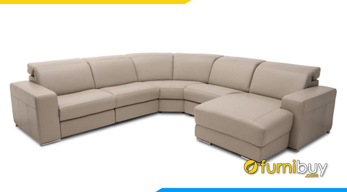 Ghế sofa lớn cho phòng rộng