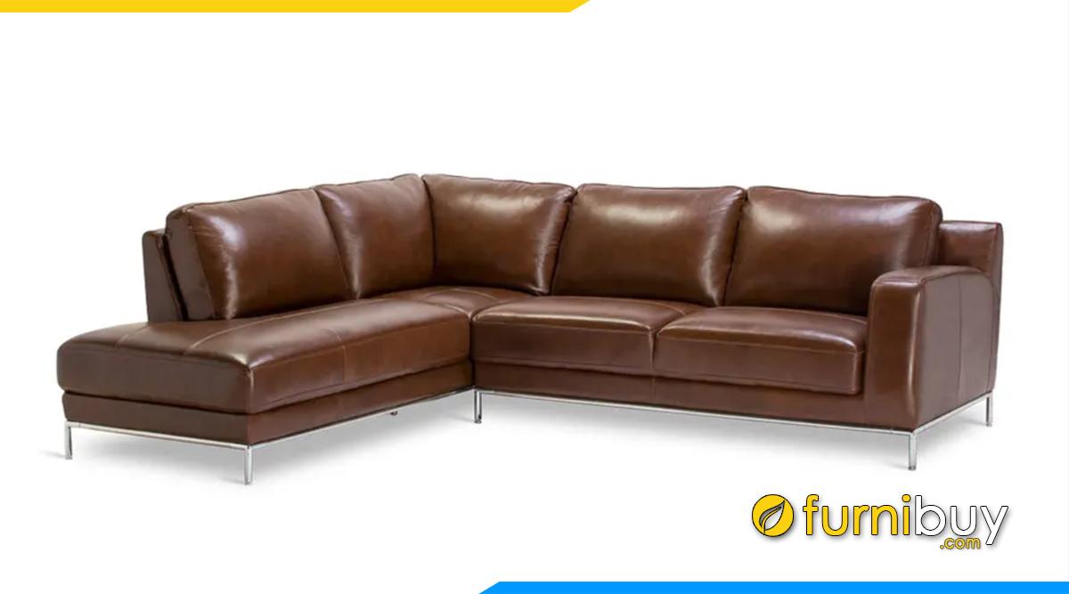 Mẫu ghế sofa giá rẻ
