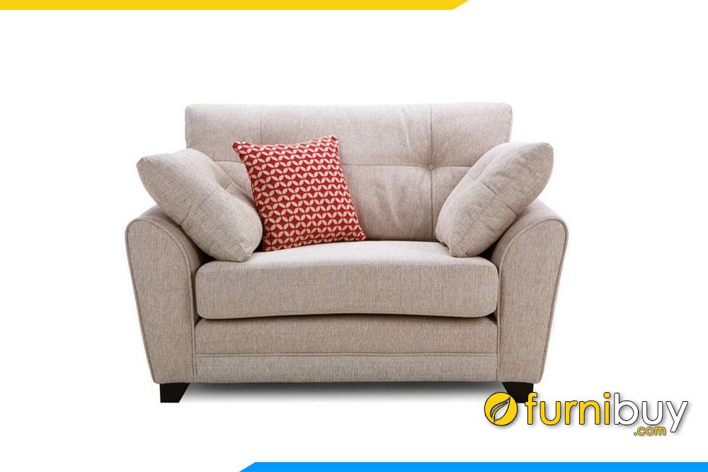 Hình ảnh mẫu ghế sofa đơn là nơi thư giãn tại nhà bạn