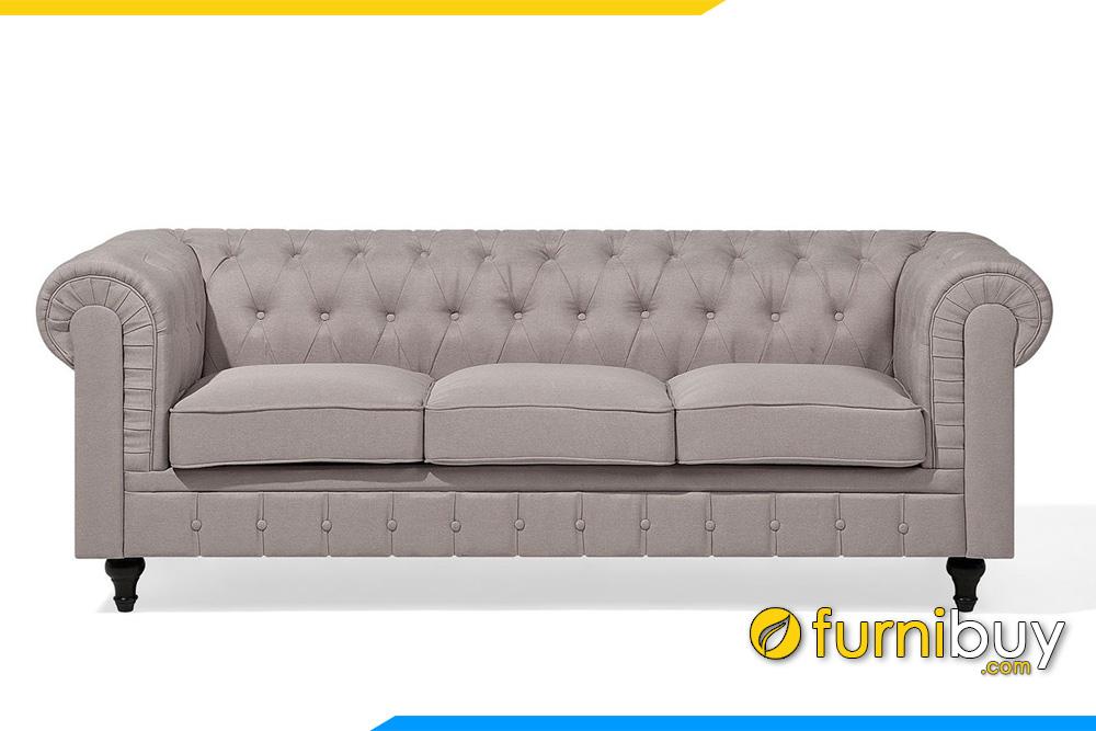 sofa ni kieu dang co dien fb20073
