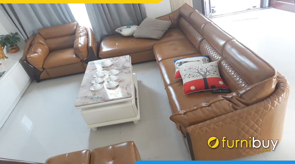 Hình ảnh bàn ghế sô pha phòng khách