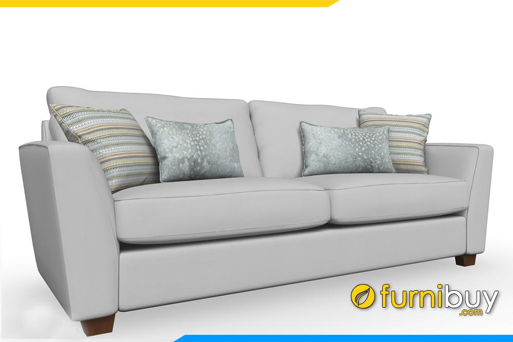 Kiểu dáng vặng với kích thước nhỏ gọn sẽ tiết kiệm được không gian phòng khách gia đình