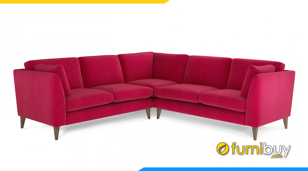 Ghế sofa góc chữ V đẹp