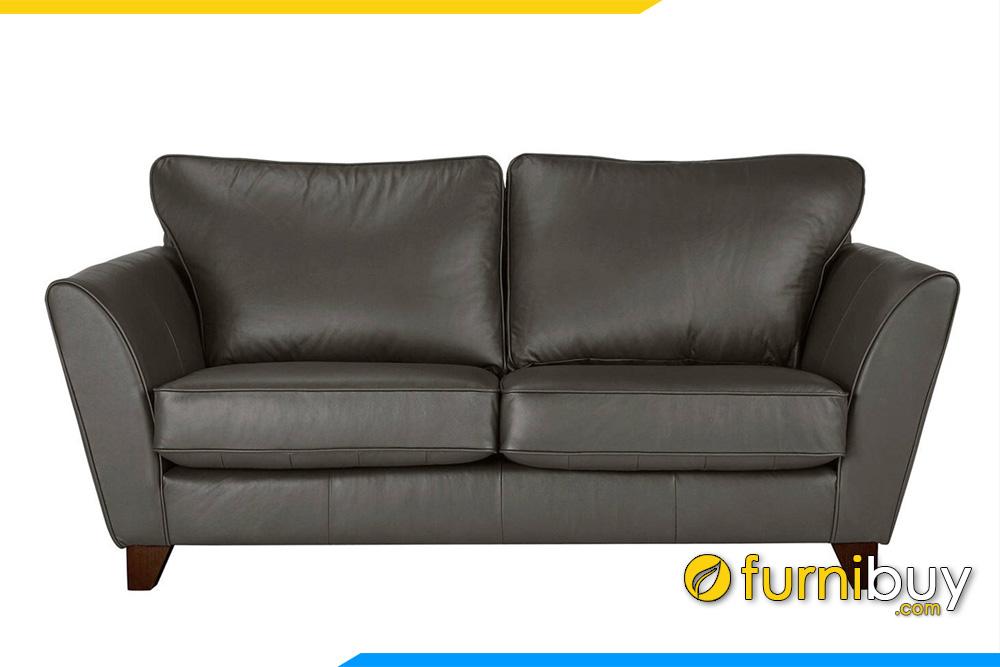Bộ sofa văng da mini FB20051
