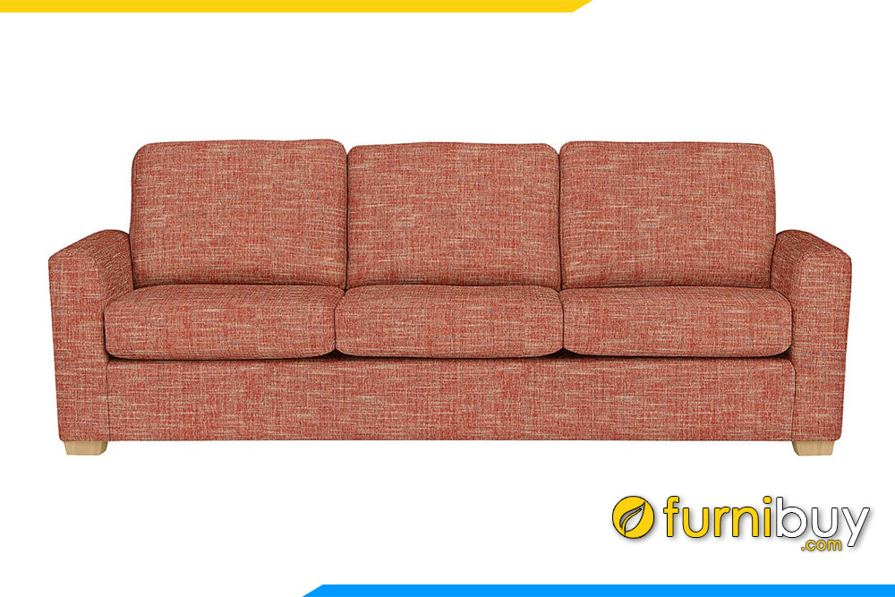 Mẫu sofa văng vải đẹp FB20056
