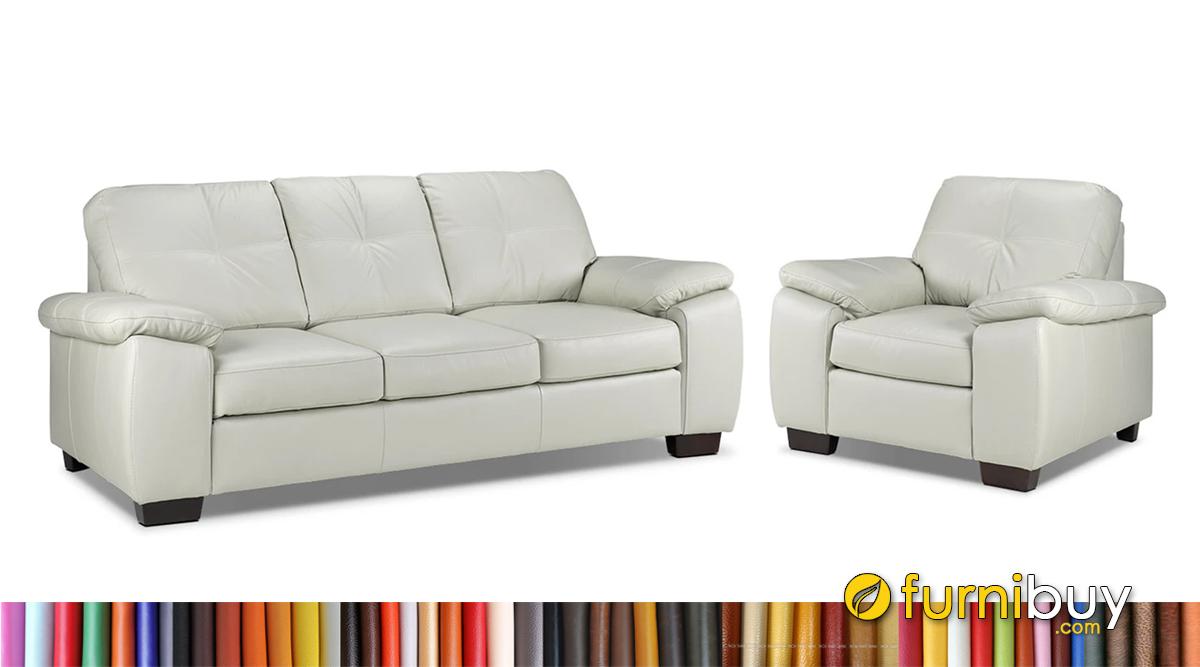 Mẫu bàn ghế sofa phòng khách đẹp