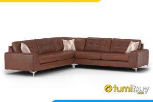 Hình ảnh mẫu ghế sofa phòng khách hiện đại FB20047
