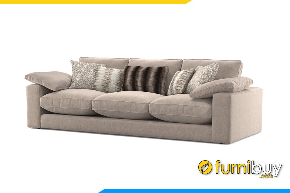 Chỉ sau 3 - 6 ngày là sở hữu ngay bộ sofa theo ý muốn với gia rẻ như bán tại Kho chỉ có ở FurniBuy.com