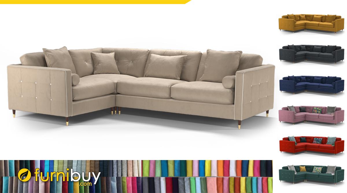 Thiết kế sofa mới nhất cho phòng khách
