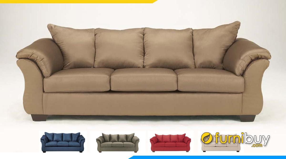 Kiểu thiết kế ghế sofa văng đẹp