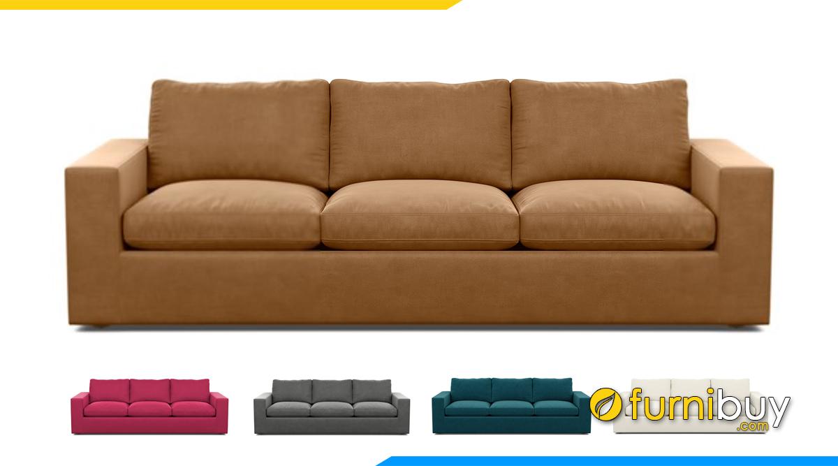 Sofa đẹp cho phòng khách chung cư nhỏ