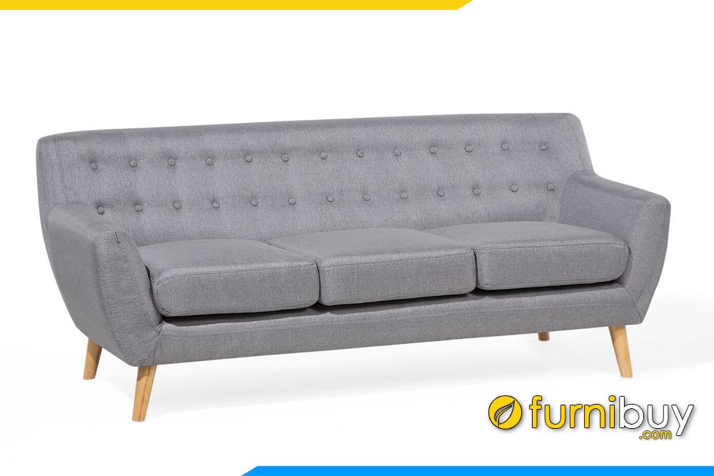 ghe sofa vang 3 cho ngoi fb20076