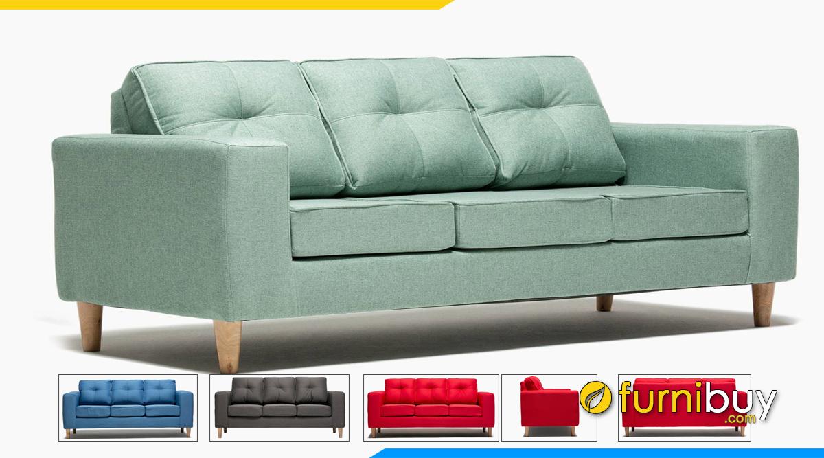 Mẫu sofa 3 chỗ bán chạy