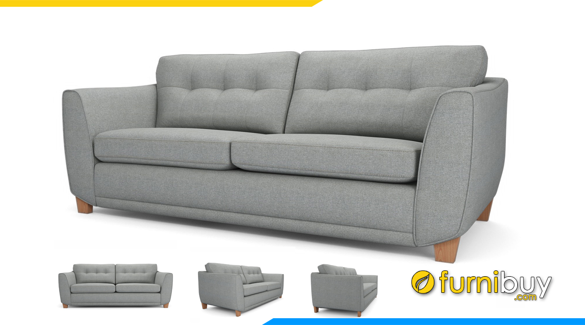 Sofa vải nhỏ gọn giá rẻ