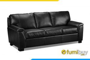 Ghế sofa với kích thước nhỏ gọn không hề chiếm nhiều diện tích kê phòng khách nhà bạn