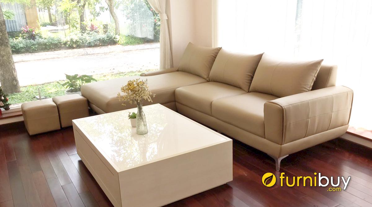 Sofa giá rẻ kê phòng khách