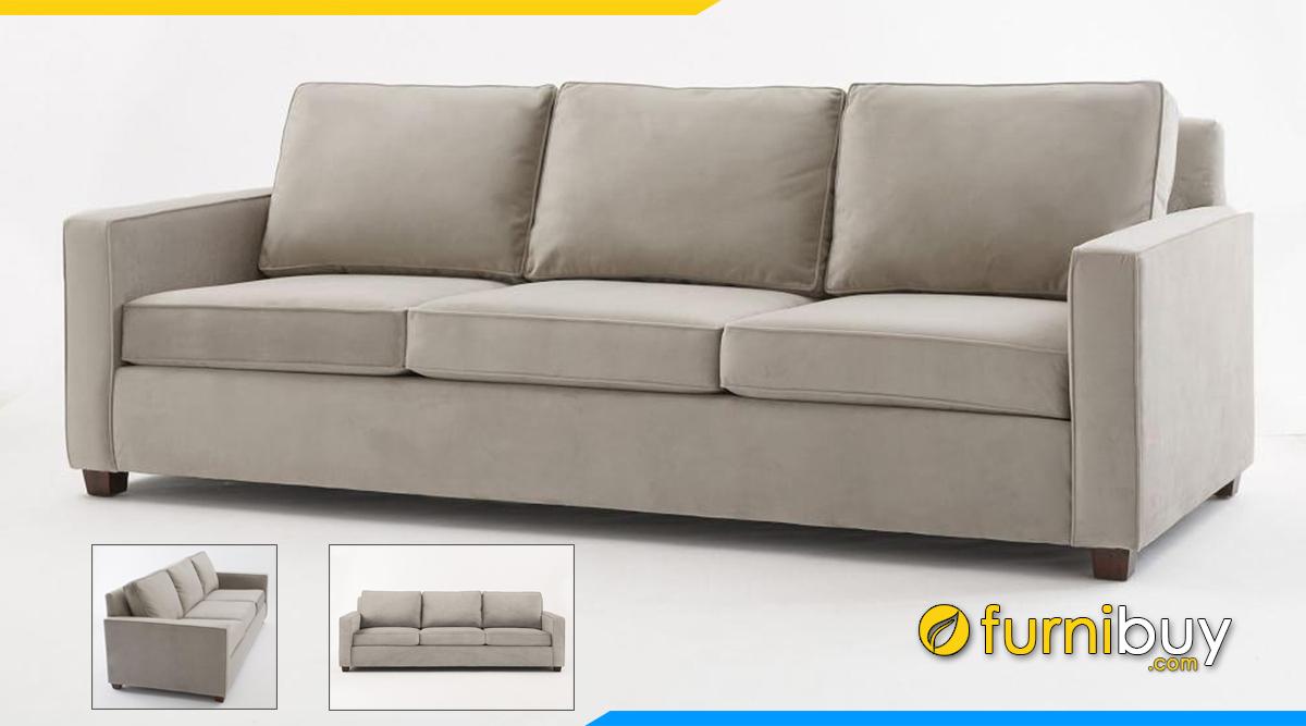 Sofa đẹp giá rẻ 3 chỗ ngồi