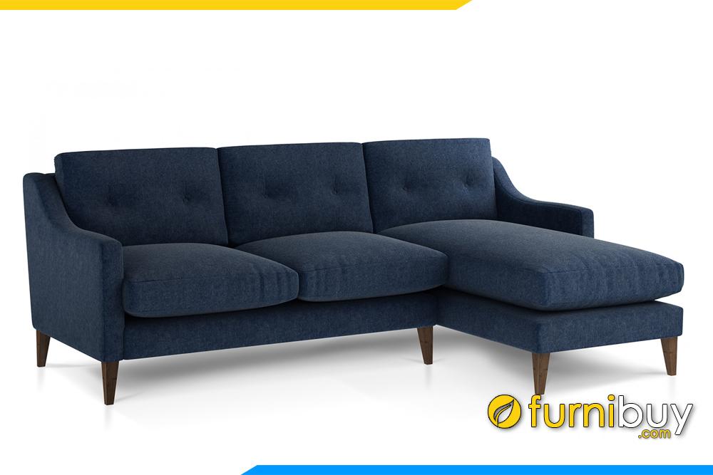 Ghế sofa góc L FB20097 được cải tiến từ kiểu dáng sofa văng nhỏ FB20096