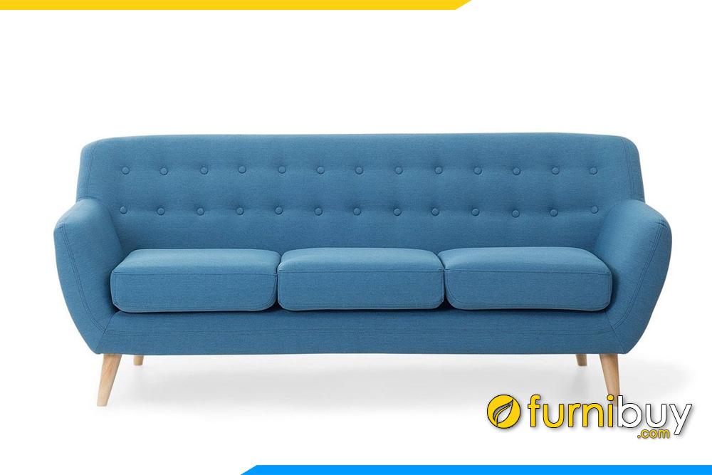 mau sofa ni mau xanh dep fb20076