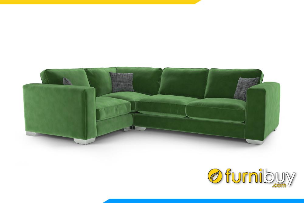 Với kích thước rộng rãi bạn có thể nằm nghỉ ngơi thư giãn trên ghế sofa sau những ngày làm việc căng thẳng