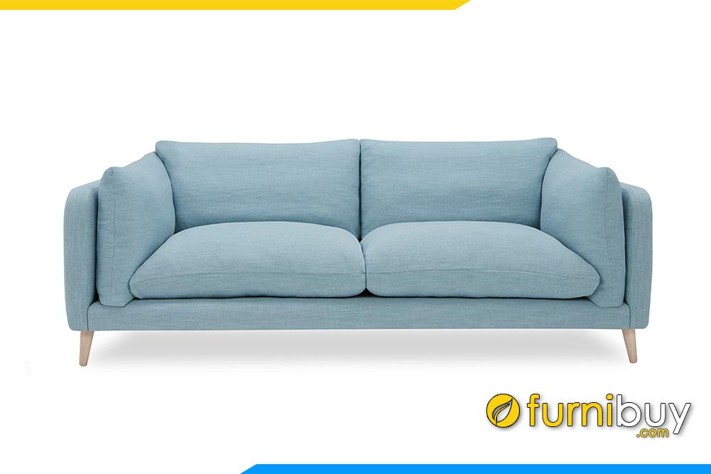 mau sofa vang 2 cho ngoi dep