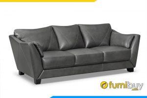 Ghế sofa được thiết kể tinh sảo từ những đường may đến kiểu dáng của sofa