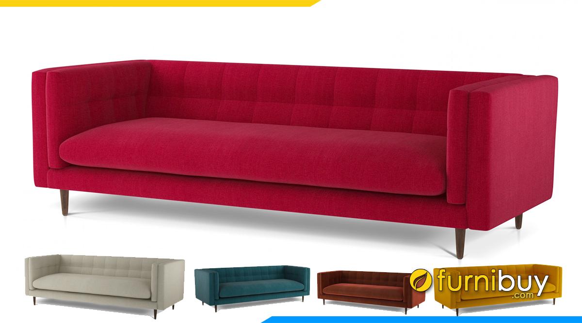 Mẫu thiết kế mới nhất ghế sofa chữ I