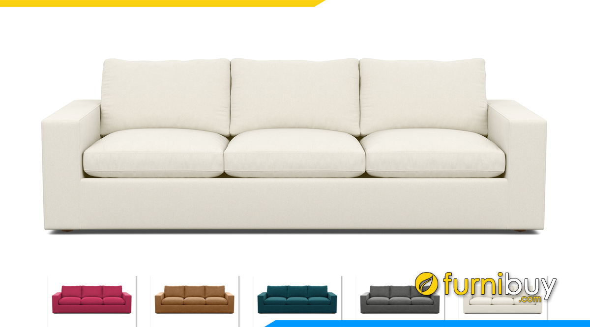 Ghế sofa 3 chỗ ngồi đẹp