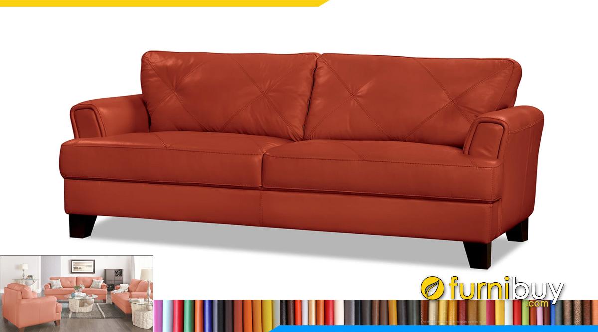 Ghế sofa văng 2 chỗ ngồi