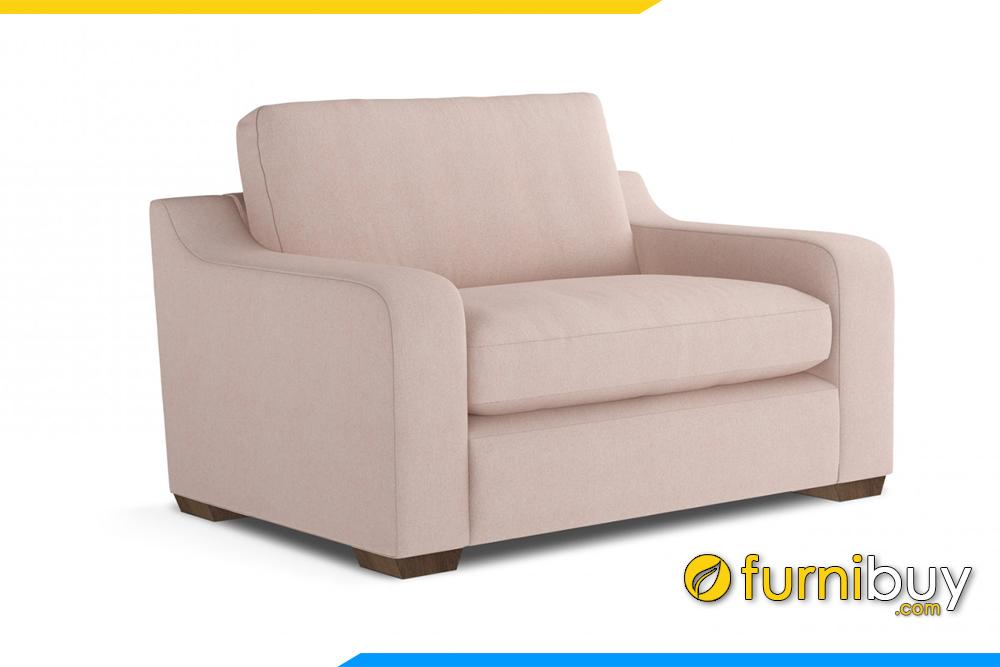 Hình ảnh mẫu ghế sofa đơn thư giãn tiện lợi FB20103