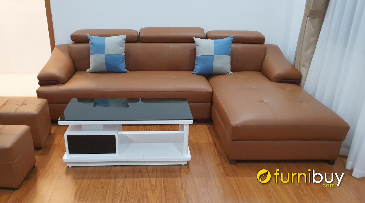 Bộ ghế sofa phòng khách giá rẻ