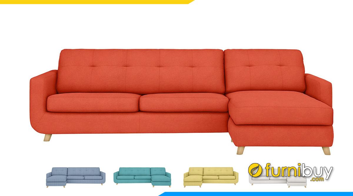 Ghế sofa góc đẹp giá rẻ