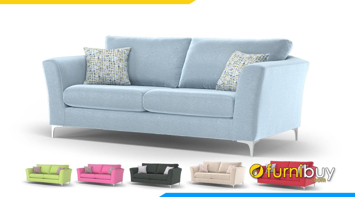 Các mẫu ghế sofa nỉ vải nhỏ mini