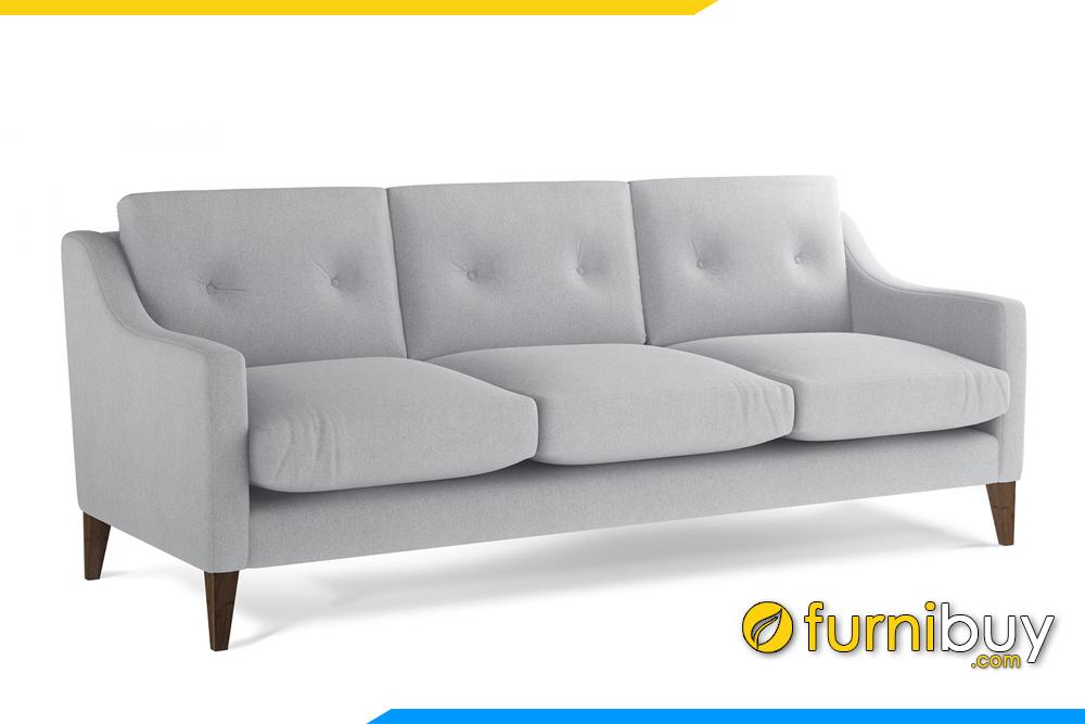 Hình ảnh mẫu sofa phòng khách nhỏ FB20096