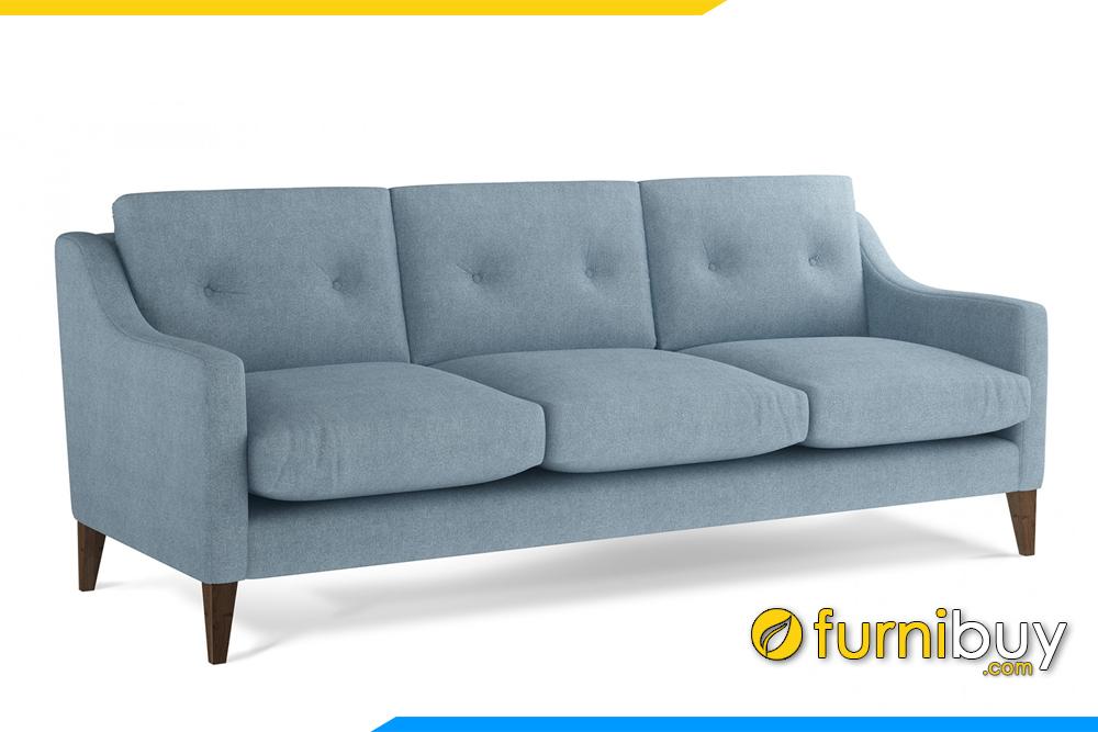 Ghế sofa với nhưng chi tiết được thiết kế tỉ mỉ, độc đáo tăng sự bắt mắt cho ghế sofa hơn