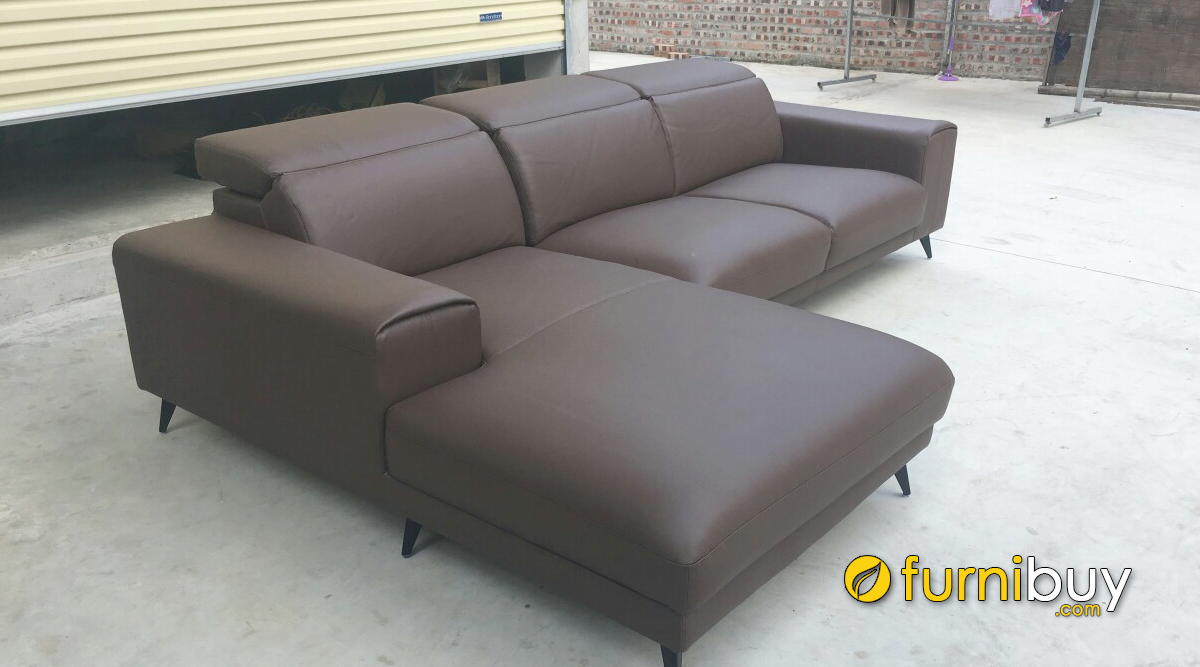 Xưởng đóng ghế sofa da công nghiệp