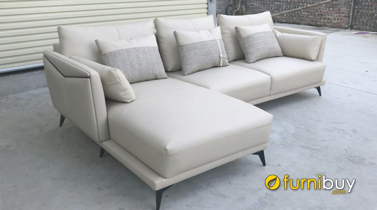 Xưởng đóng ghế sofa da đẹp giá rẻ