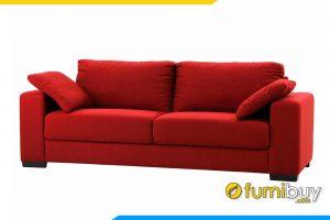 Khi mua ghế sofa được tặng kèm thêm 2 đôn nhỏ giúp gia tăng chỗ ngồi mỗi khi nhà có khách