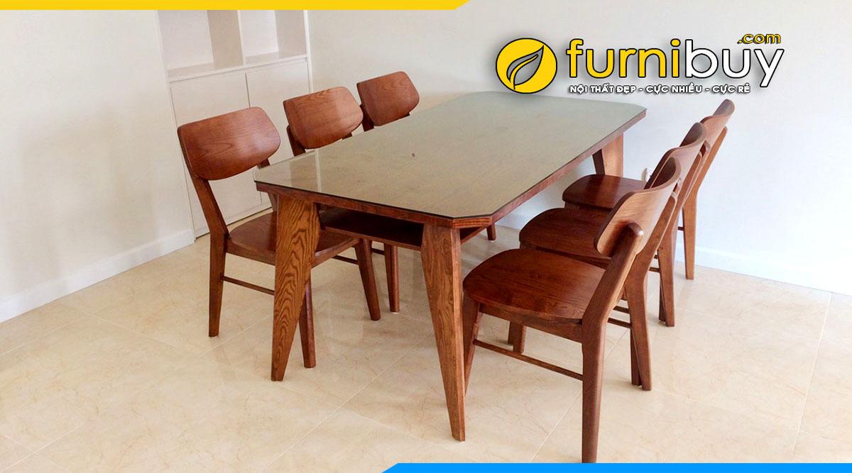 Hình ảnh các bàn ghế ăn đẹp giá rẻ chọn thoải mái