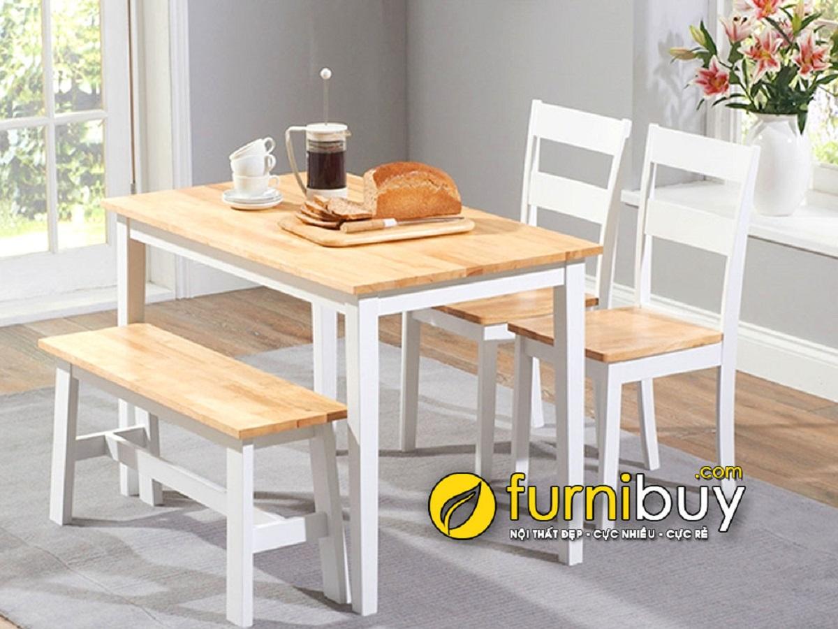 Hình ảnh mẫu bàn ghế ăn 2 người giá rẻ kiểu dáng hiện đại