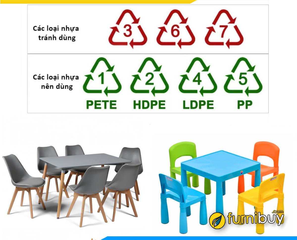 Hình ảnh bộ bàn ghế ăn nhựa giá rẻ cho quán ăn vặt