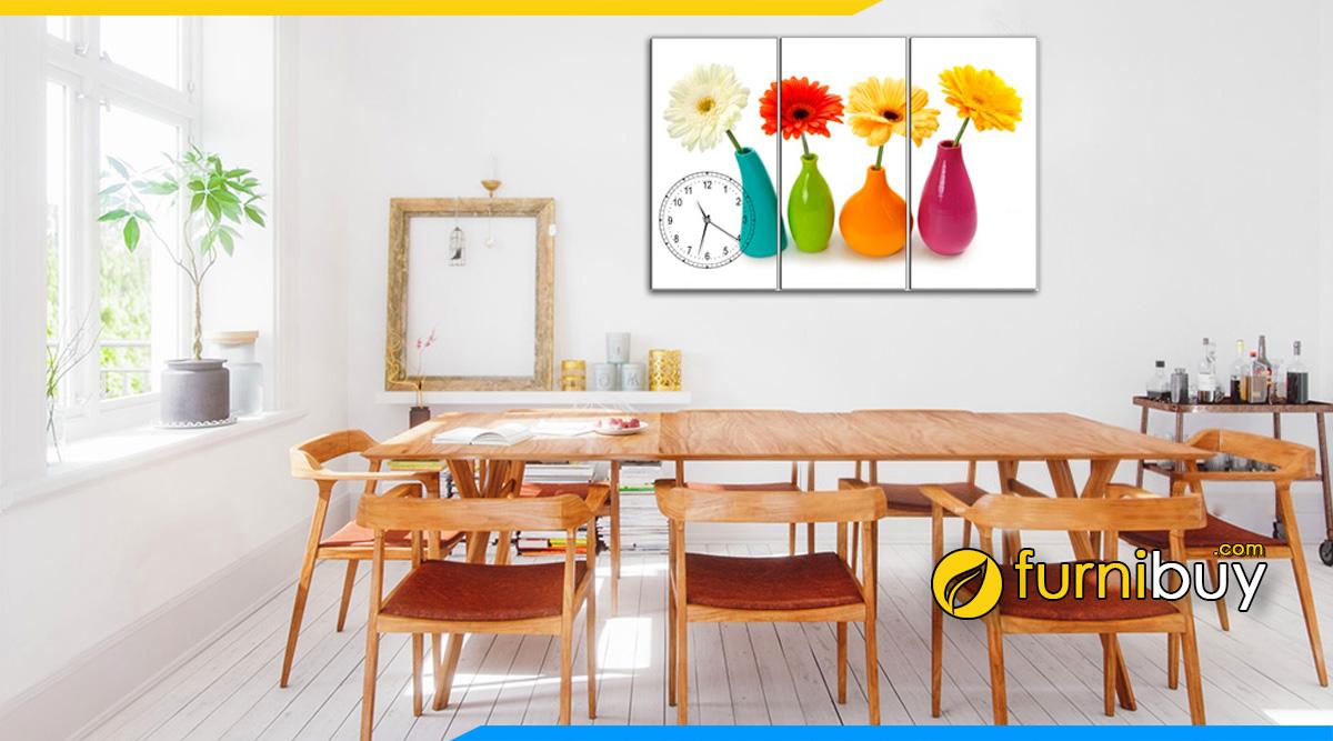 Hình ảnh Bộ bàn ăn 6 ghế đẹp giá rẻ được ưa chuộng