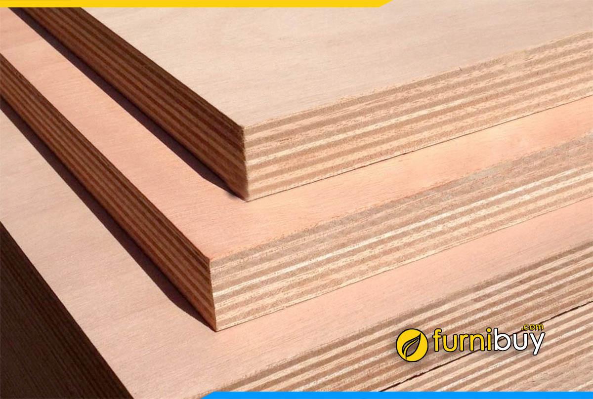 Đặc điểm cốt gỗ dán công nghiệp là gì