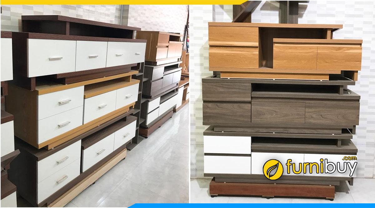 Furnibuy cửa hàng bán kệ tivi gỗ công nghiệp giá rẻ Hà Nội rộng 1000m2