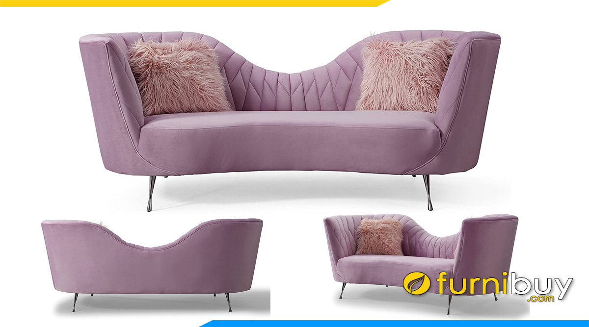 ghe sofa vang canh chim phong cach coracole