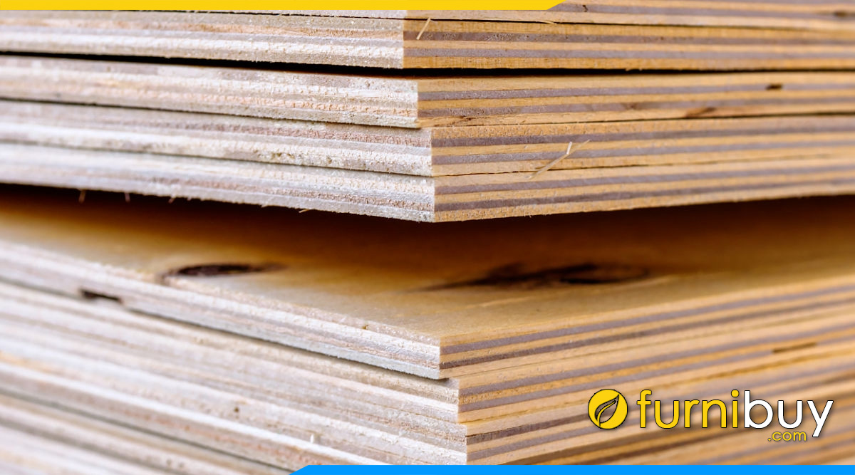 Go dan cong nghiep plywood san xuat do dung noi that