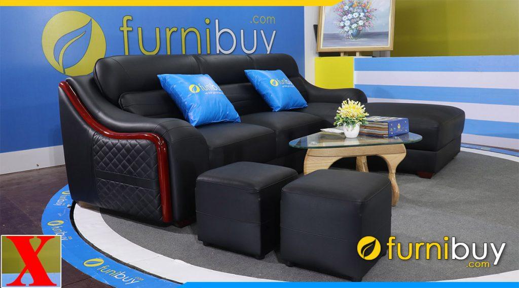 Khung xuong ghe sofa duoc lam bang go tu nhien